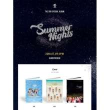 Twice (South Korea): Summer Nights, 2 CDs