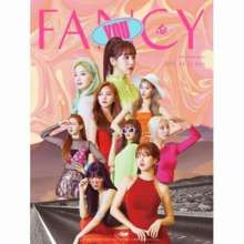 Twice (South Korea): Fancy You (7th Mini-Album) (Verschiedene Ausgaben), 2 CDs