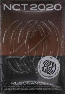 NCT: NCT 2020: Resonance Pt.1, 1 CD und 1 Buch