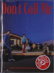 Shinee: Don't Call Me, 1 CD und 1 Buch