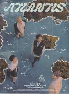 Shinee: Atlantis, 1 CD und 1 Buch