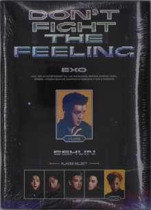 Exo: Don't Fight The Feeling, 1 CD und 1 Zeitschrift