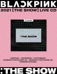 Blackpink (Black Pink): 2021: The Show, 2 CDs und 1 Buch