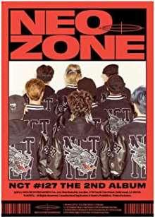 Neo Culture Technology 127: The Second Album NCT #127 Neo Zone (C Version), 1 CD und 1 Buch