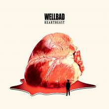 WellBad (Daniel Welbat): Heartbeast, CD