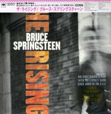 Bruce Springsteen: The Rising (Minature LP-Sleeve), CD