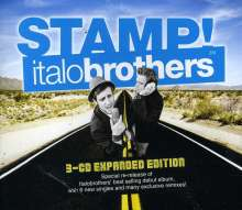 ItaloBrothers: Stamps!, CD