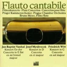 Bruno Meier spielt Flötenkonzerte, CD
