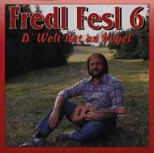 Fredl Fesl: Fredl Fesl 6, CD