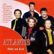 Atlantis: Halt mi fest, CD