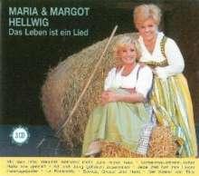 Maria & Margot Hellwig: Das Leben ist ein Lied, 3 CDs