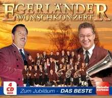 Egerländer Wunschkonzert, 4 CDs
