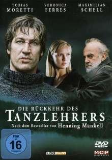 Henning Mankell: Die Rückkehr des Tanzlehrers, 2 DVDs