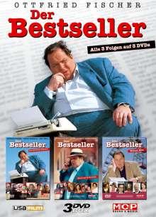 Der Bestseller (Gesamtausgabe), 3 DVDs