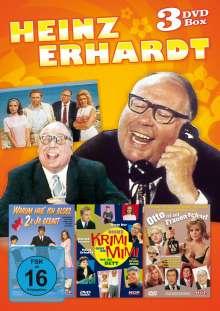Heinz Erhardt-Komödien, 3 DVDs