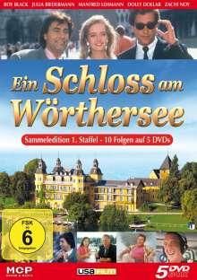 Ein Schloss am Wörthersee Staffel 1 (Sammeledition), 5 DVDs