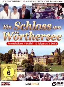 Ein Schloss am Wörthersee Staffel 3 (Sammeledition), 6 DVDs
