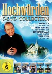 Hochwürden, 5 DVDs