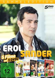 Erol Sander Sammeledition, 5 DVDs