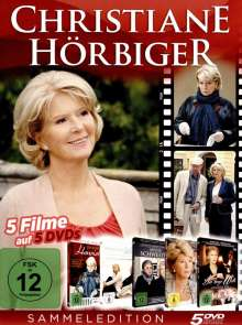 Christiane Hörbiger Sammeledition, 5 DVDs