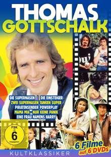 Thomas Gottschalk - Kultklassiker, 6 DVDs