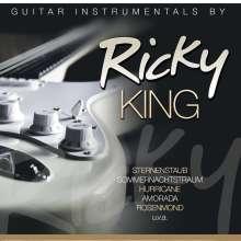 Ricky King: Guitar Instrumentals, CD
