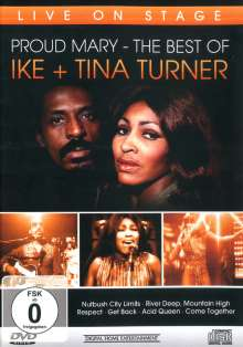 Ike & Tina Turner: Proud Mary: The Best Of, DVD