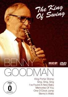 Benny Goodman (1909-1986): The King Of Swing, DVD