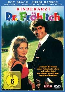 Kinderarzt Dr.Fröhlich, DVD
