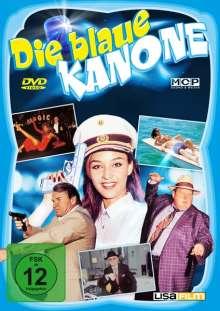 Die blaue Kanone, DVD