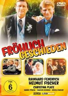 Fröhlich geschieden, DVD