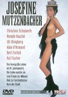 Josefine Mutzenbacher, DVD