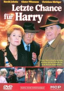 Letzte Chance für Harry, DVD