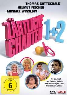 Zärtliche Chaoten-Folge 1+2, 2 DVDs