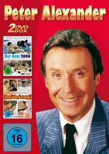 Peter Alexander, 2 DVDs