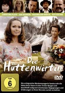 Die Hüttenwirtin, DVD
