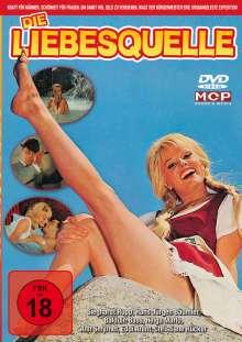 Die Liebesquelle, DVD
