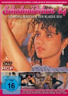 Schulmädchen '84, DVD