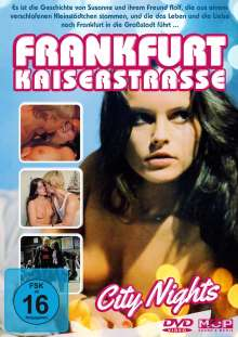 Frankfurt Kaiserstrasse, DVD