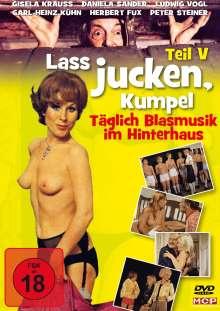 Lass jucken, Kumpel-Teil 4: Täglich Blasmusik im Hinterhaus, DVD