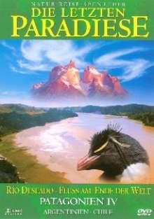 Patagonien 4: Rio Deseado, Fluss am Ende der Welt, DVD