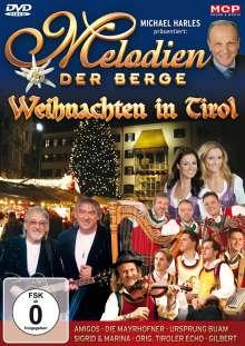 Melodien der Berge: Weihnachten in Tirol, DVD