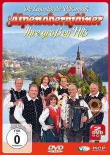 Alpenoberkrainer: Ihre großen Hits, 2 DVDs