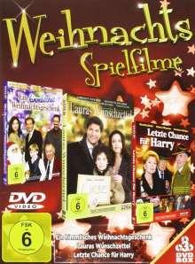 Weihnachtsspielfilme, 3 DVDs