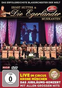 Ernst Hutter: Live im Circus Krone München, DVD