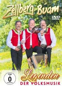 Zellberg Buam: Legenden der Volksmusik, DVD