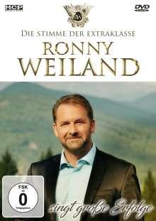 Ronny Weiland: Singt große Erfolge, DVD