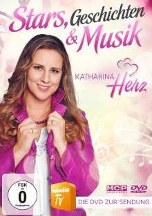 Katharina Herz: Stars, Geschichten & Musik, DVD