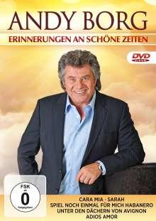 Andy Borg: Erinnerungen an schöne Zeiten, DVD
