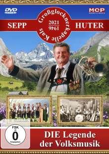 Sepp Huter: Die Legende der Volksmusik, DVD